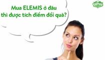 Mua Elemis chính hãng ở đâu thì được tích điểm đổi quà?