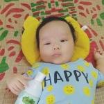 Kinh nghiệm điều trị mụn sữa cho trẻ sơ sinh