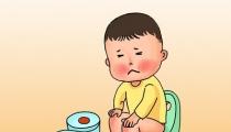 Mẹ nên làm gì khi trẻ bị táo bón kéo dài