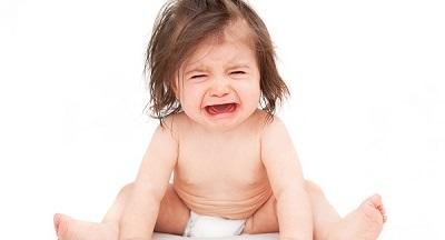 Táo bón ở trẻ sơ sinh khiến trẻ gặp nhiều phiền toái