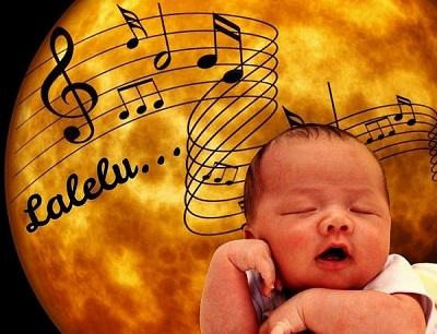 Âm nhạc giúp trẻ sơ sinh thoải mái, ngủ ngon và hết chứng khóc dạ đề