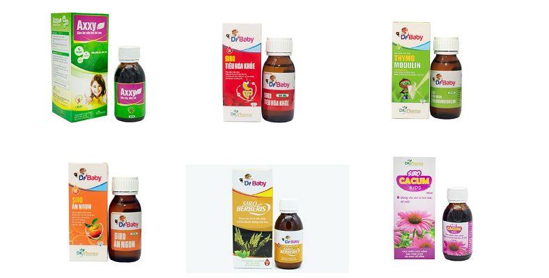 Một số thực phẩm chức năng từ thảo dược thiên nhiên
