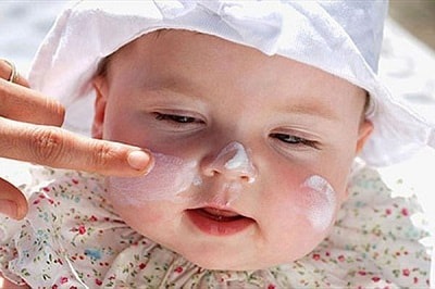 sứa tắm an toàn cho bé Elemis