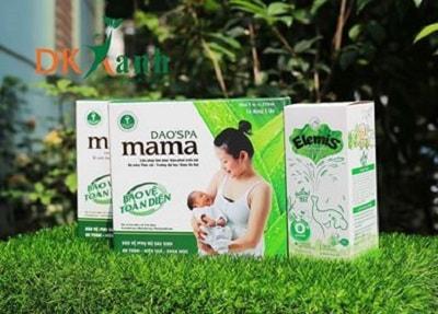 Bộ đôi sản phẩm cho mẹ và bé