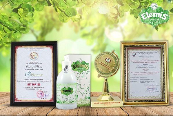 sữa tắm Elemis được giải thưởng vì sức khỏe tiêu dùng