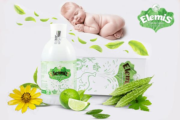 [SỰ THẬT]Review sữa tắm gội cho trẻ sơ sinh Elemis có tốt như lời đồn?
