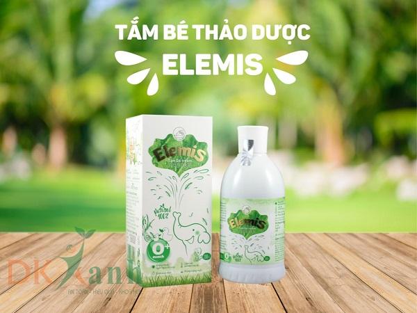 sữa tắm thảo dược Elemis